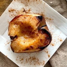 材料3つ!トースターで焼くだけ焼きリンゴ
