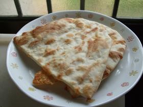 チーズでパリパリ