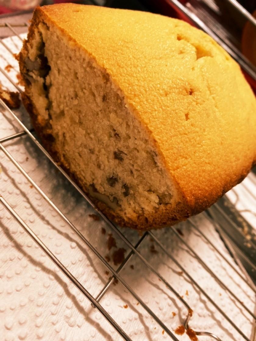 簡単!HBで時短しっとりケーキ