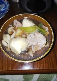 山形(米沢)の芋煮