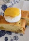 栗のビーガンパウンドケーキ
