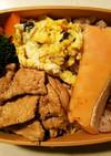 タンパク質多めのお弁当⑩生姜焼き
