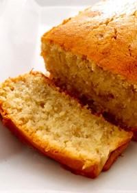 小麦粉不使用*バナナパウンドケーキ*
