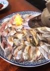 新鮮秋刀魚の炙り食い!!!
