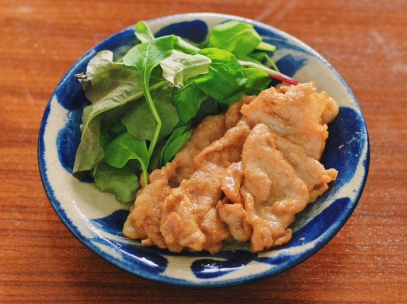お弁当にも★簡単おいしい豚の生姜焼き