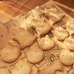 バター香る基本の123クッキー