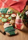 プレゼントにも最適♪クリスマスクッキー