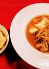 【妊婦飯、糖質オフ】純豆腐チゲ