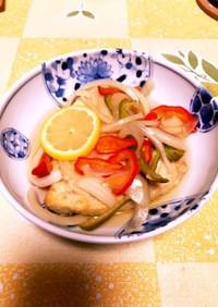 〜白身魚のマリネ〜