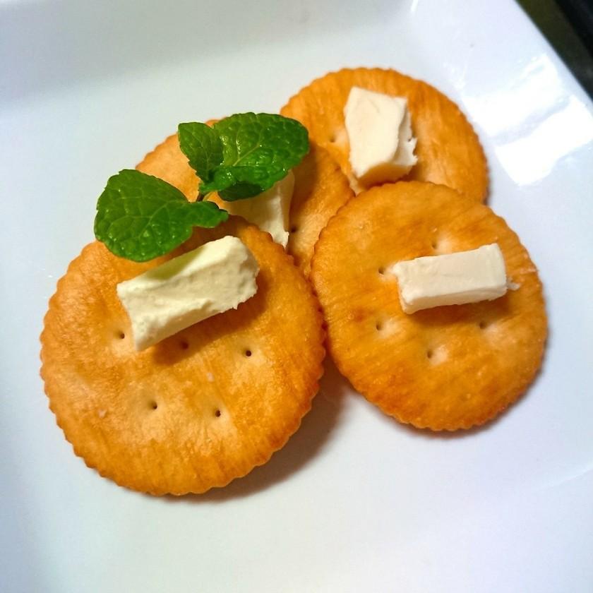 簡単☆クリームチーズの味噌漬け