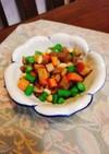幸せの七色豆の煮物