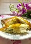 ☆サラダチキンとチーズの簡単春巻き☆