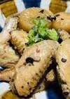中華風☆鶏手羽と大根の煮物