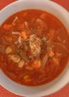 低カロリートマトスープ