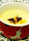さつま芋の豆乳スープ