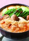 鶏肉と生姜のピリ辛鍋☆