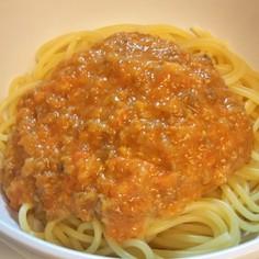 冷凍できる☆幼児食用ミートソース