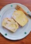 HMで作れる!絶品バナナパウンドケーキ
