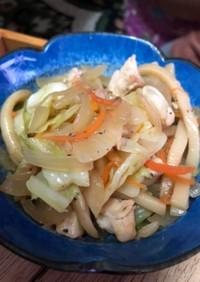 野菜タップリあっさり焼きうどん
