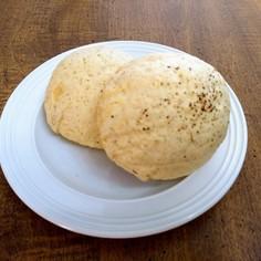 エッグノッグメロンパン
