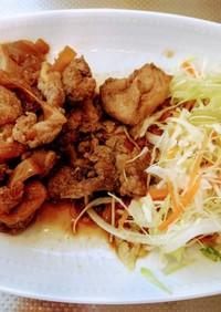妊婦飯 作り置き生姜焼きレシピ
