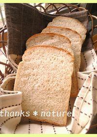 私の食パン:パネトーネマザー(HB使用)