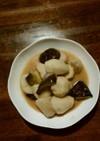 里芋とナスの味噌煮