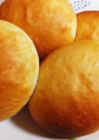 翌日もふわふわ手作りパン