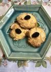 おからアーモンドクッキー(糖質制限)
