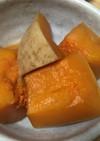 【レンジで加熱】かぼちゃの煮付け