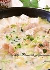 フライパンで簡単☆白湯スープ鍋