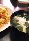 マロニー中華スープ