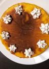 柔らかかぼちゃプリン ケーキ 簡単