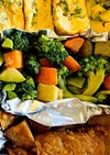 5分!お弁当に!緑黄色野菜のマヨソテー
