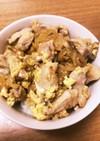 腸まで届く玉ねぎタップリ豚タマ丼