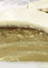 レモン&ホワイトチョコチーズケーキ