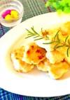 柔らかい☆鶏肉のマスタードクリーム煮込み