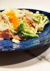 素麺サラダ(・Д・)ノマヨラー好きに