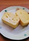 HMで作る!ふわふわチーズパウンドケーキ