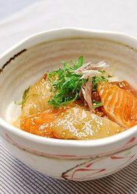 韓国風海鮮丼