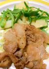 木城町の豚肉で作った絶品しょうが焼き