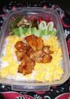 野菜たっぷり男子弁当 89