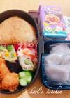 簡単いなり寿司弁当