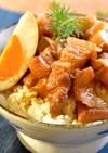 台湾ルーロー飯(豚肉煮込み丼)