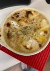 アボカドとモッツアレラチーズのドリア