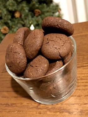 手が止まらない!米粉のココアクッキー