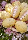 桜メロンパン