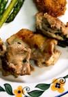 鶏もも肉の香草焼き