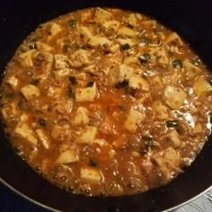 いつでも5分で完成する手作り麻婆豆腐の元