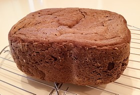 大麦粉100%食パン HB使用